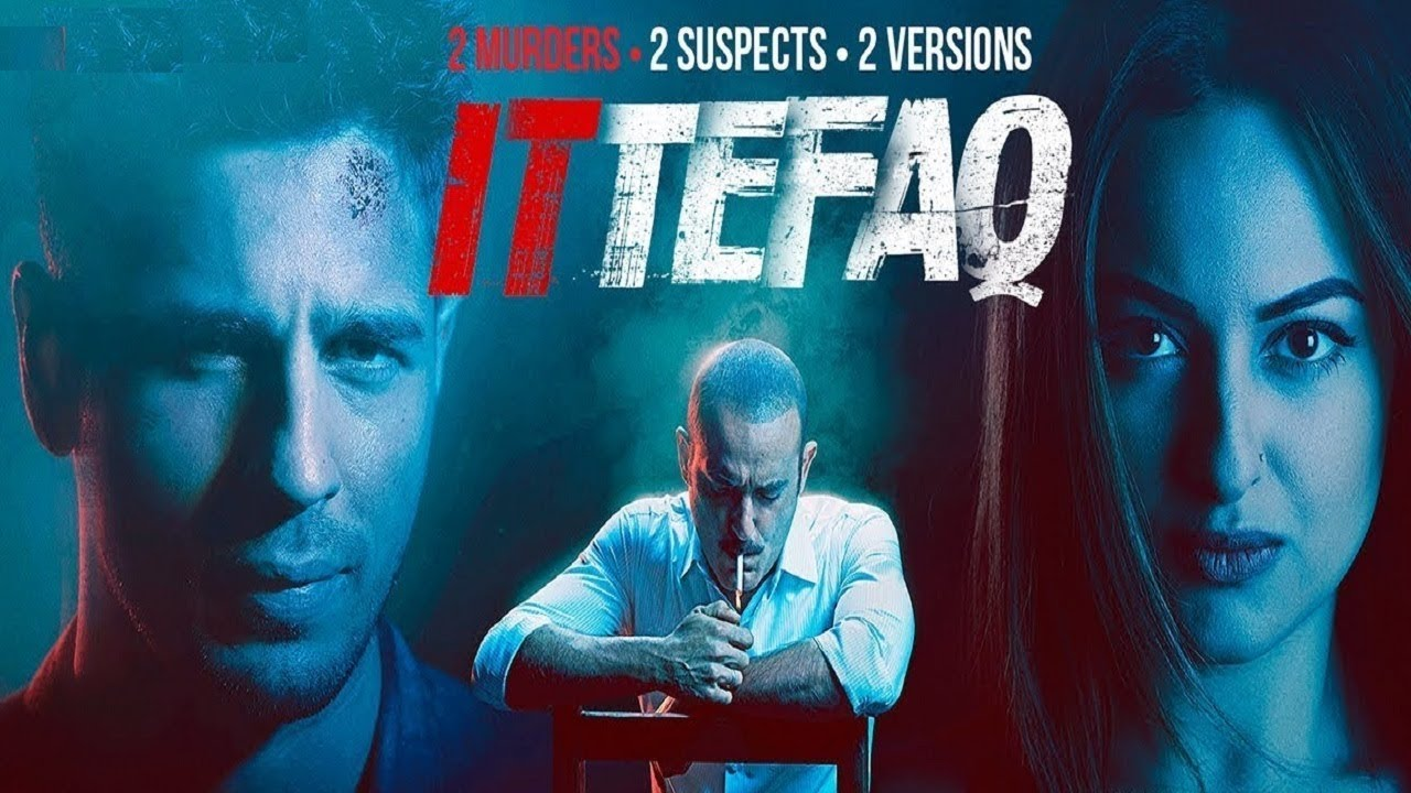 Ittefaq (2017) HDRip Hindi Full Movie Watch Online Free