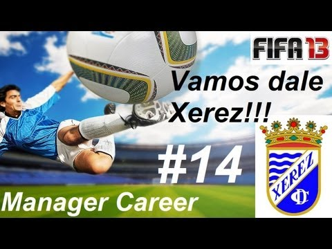 FIFA 13 CAREER MANAGER MODE #14 Seleccion Nacional (Peru va por el milagro)