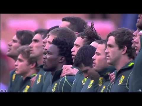 Theuns Jordaan Anthem