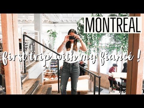 WEEKEND IN MONTREAL + PLACES TO GO