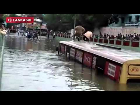 Chennai Flood Visuals
