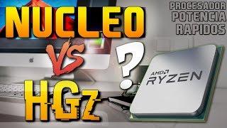 Como Acelerar la PC al 110%   / NÚCLEO o GHz ?