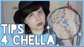 Coachella Tips with Siobhan // Megan MacKay