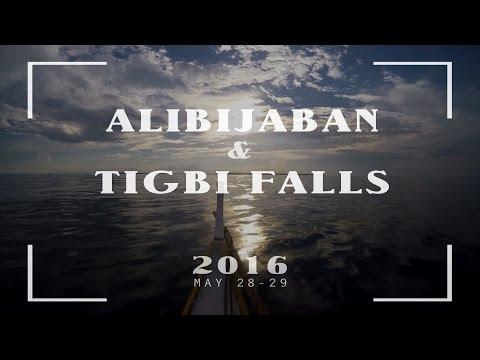 Alibijaban Island | Tigbi Falls - 2016