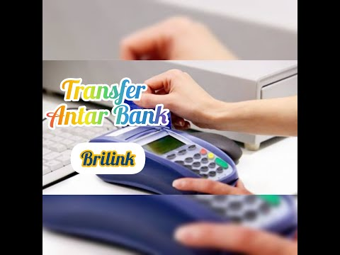 Cara transfer antar bank menggunakan mesin EDC Brilink