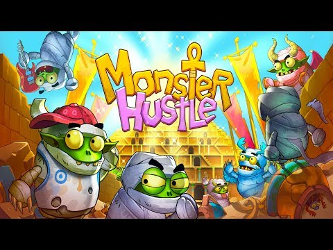 Monster Hustle - Android Gameplay (By True Pilots U.N. )