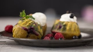 Bran Muffins With Black Currants || Bread & Butter || Gastrolab