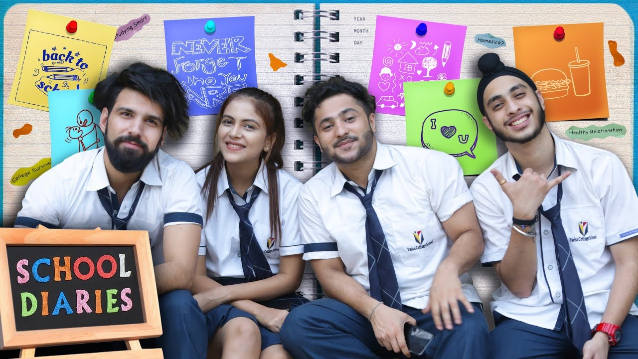 School Diaries | Harsh Beniwal