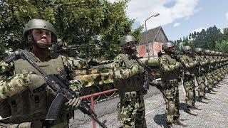 ARMA 3 Movie : Caucasus war | 2016