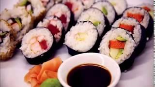طريقة عمل السوشي الياباني Sushi rice تعلمي كيفية عمل سوشى يابانى