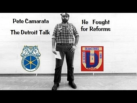 Pete Camarata --- The Detroit talk