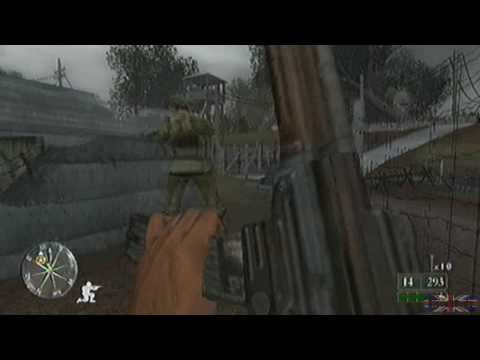 Call of Duty 2 Big Red One - France, Mission 9 [3/3]