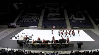 WGAZ S Millennium High School Winter Drum Line