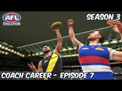 UNDER THE DOME - AFL Evolution: Coach Career - Season 3 Episode 7