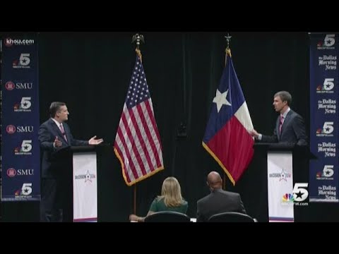 Cruz, O'Rourke gearing up for second debate