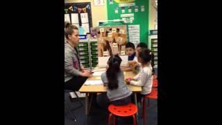 Dilbeck Oral Language Lesson