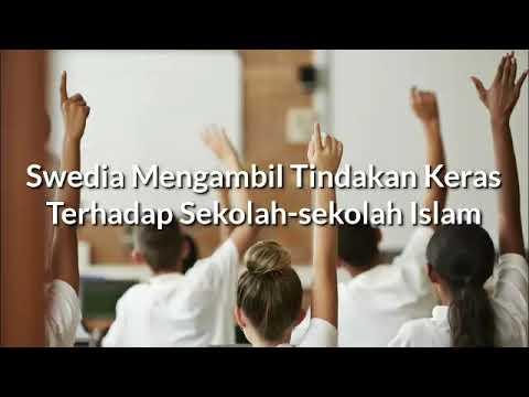 Swedia Mengambil Tindakan Keras Terhadap Sekolah-sekolah Islam