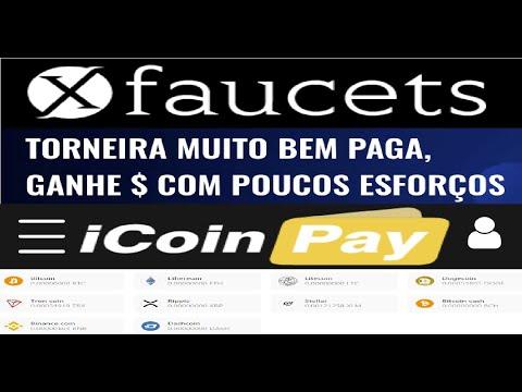 【XFaucet TOP】Como ganhar BTC, DOGE, XLM, BCH, DASH, BNB, ETH, LTC, XRP grátis | Renda Extra