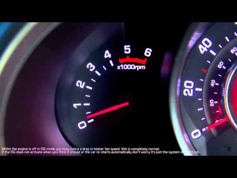 Kia Intelligent Stop and Go ISG Explained