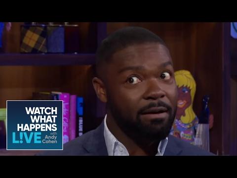 Lupita Nyong'o And David Oyelowo Perform Bravologues!  WWHL