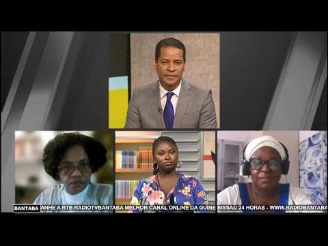 24 DE SETEMBRO - INDEPENDÊNCIA DA GUINE BISSAU. AS NOSSAS MULHERES FORAM CONVIDADAS NO CAUSA EFEITO