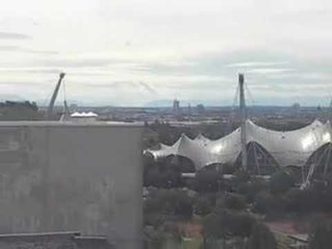 München Olympic Stadium and Olympiaturm
