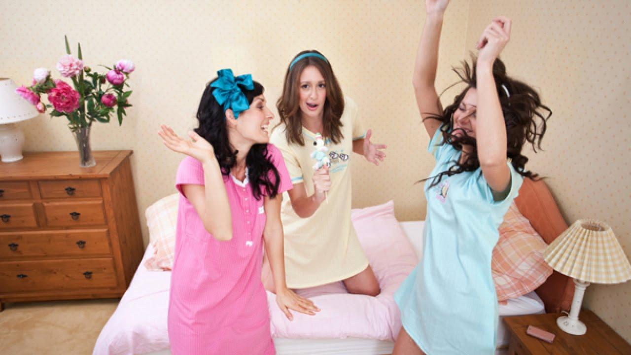 a73e6b95eb Que se necesita para una Pijamada con tus amigas - YouTube