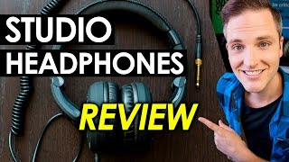 Video Studio Headphones Under $100 — CAD MH510 Sessions Headphone Review download MP3, 3GP, MP4, WEBM, AVI, FLV Mei 2018
