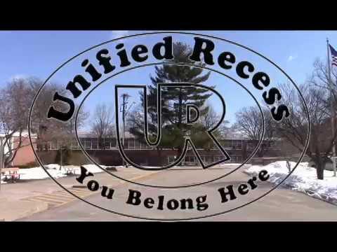 Unified Recess at Norfeldt School in West Hartford, Connecticut