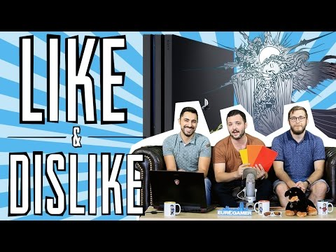 LIKE & DISLIKE: PS4 Pro, Retrasos, No Man's Sky…