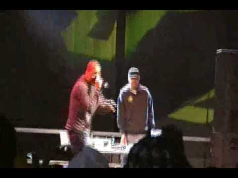 J.Cole College Tour in South Florida performs I get up