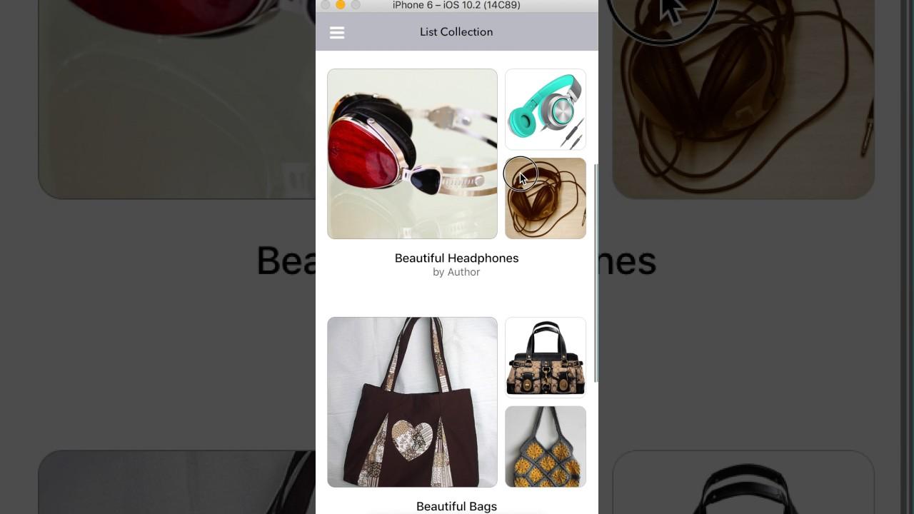 Material Design eCommerce - React Native Full Theme