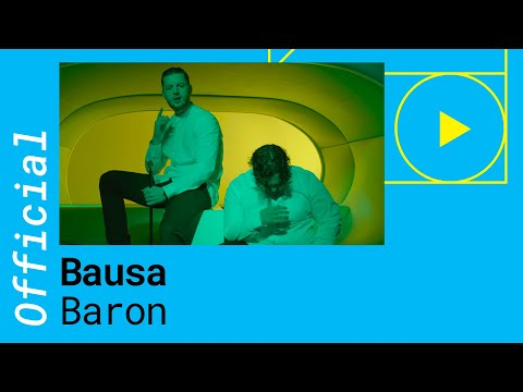 BAUSA - BARON feat. Lativ prod. by ILLthinker (Official Music Video)