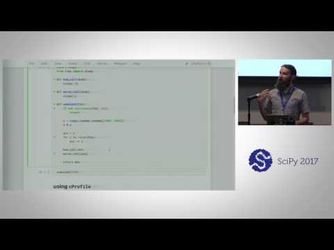 Numba - Tell Those C++ Bullies to Get Lost | SciPy 2017 Tutorial | Gil Forsyth & Lorena Barba