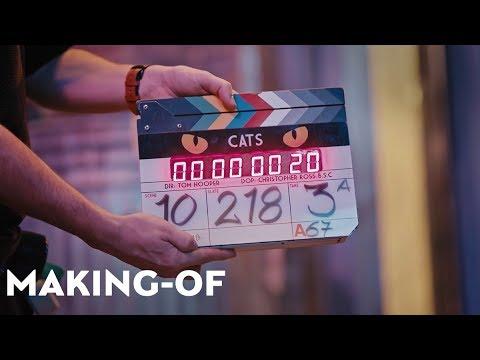 """""""Cats"""" : Taylor Swift, Idris Elba et le reste du casting présentent le film dans un making-of"""