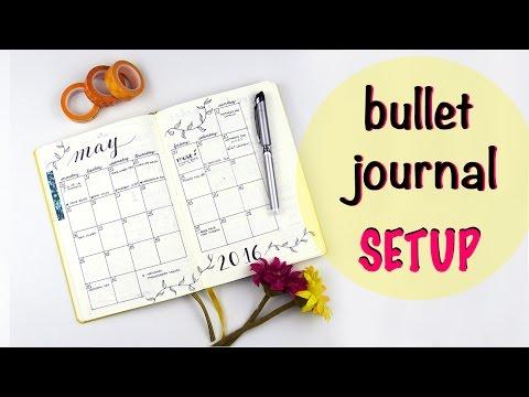 My Bullet Journal Setup