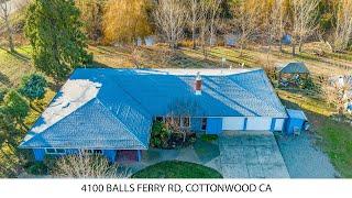 4100 balls ferry rd, cottonwood ca (mls ...