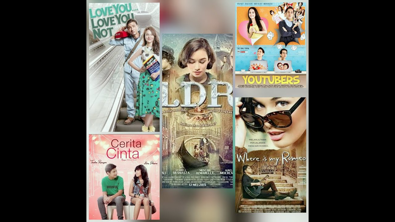 Download 5 daftar FILM roman komedi INDONESIA (2015) part 7 | D'MOVIE LOVERS