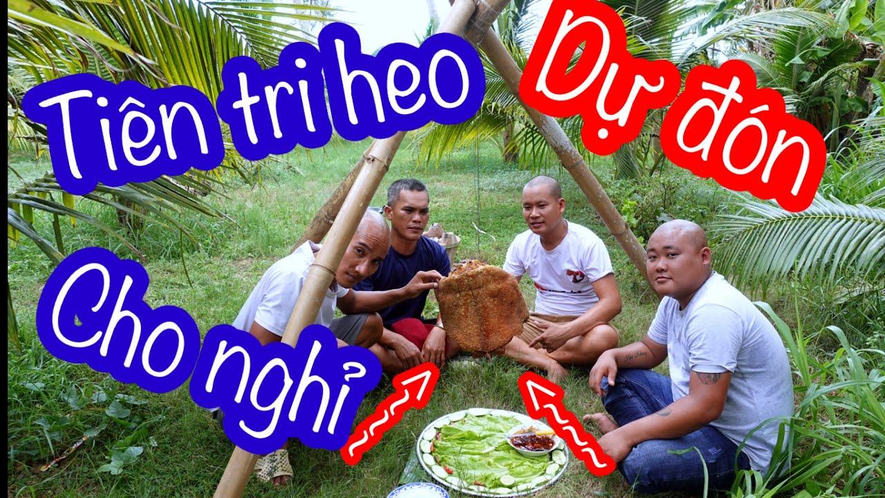 Heo Đen Tắm Dầu Siêu Giòn Da - Chơi Lớn Ủng Hộ Đội Tuyển Việt Nam vs UAE   Son Duoc Vlogs