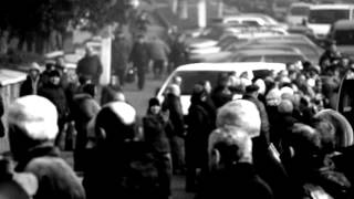 Живий коридор Пам'яті загиблому г.Городок Хмельницька область. (21.02.2014)(г.Городок Хмельницька область., 2014-02-23T23:42:55.000Z)