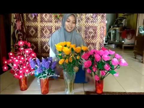 Cara Membuat Bunga Telur Untuk Souvenir dan Pernak Pernik Acara Pernikahan