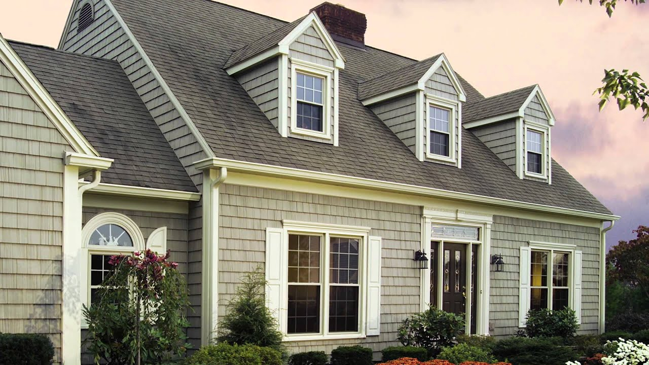 Great Ray St. Clair Roofing   Your Vinyl Siding Experts