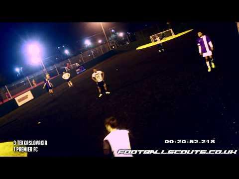 Tekkaslovakia vs Premier on Football Scouts Fiairlop PowerLeague