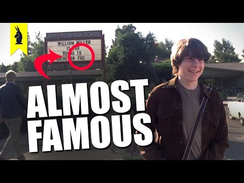 The Hidden Meaning in Almost Famous – Earthling Cinema