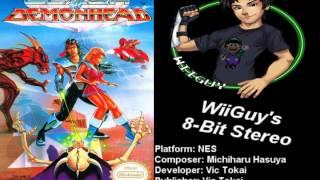 Clash At Demonhead (NES) Soundtrack - 8BitStereo