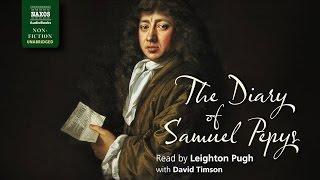 Naxos AudioBooks – The Diary of Samuel Pepys, unabridged