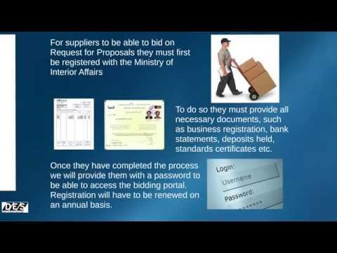 Financial Management and Procurement Platform