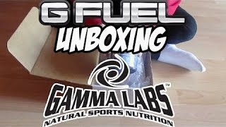 GFUEL Variety Box Unboxing