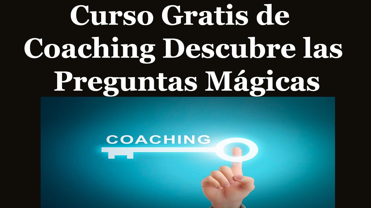 Curso gratis de coaching con pnl coach coaching ontologico for Curso de melamina gratis