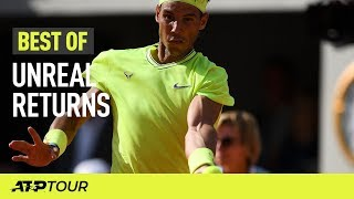 Greatest Returns   THE BEST OF   ATP